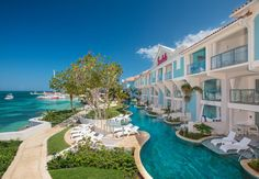 Water-front suites with private pools | Sandals Resorts | Jamaica