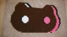 Steven Universe cookie cat perler bead by Szilvi