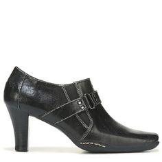 Aerosoles Women's Cappuccino Dress Pump Shoes (Black)