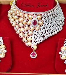 Buy Classy Choker Set necklace-set online