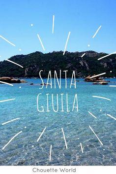 Plage de Santa Giulia, Porto Vecchio -> sur le blog ! Santa Giulia, Bonifacio, Porto Vecchio, Blog Voyage, Corsica, Destinations, Places To Visit, France, Paris