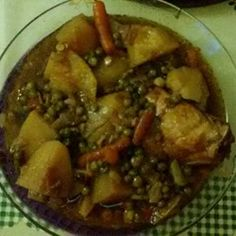 Maltese Rabbit Stew - Allrecipes.com Wild Game Recipes, Meat Recipes, Slow Cooker Recipes, Cooking Recipes, Rabbit Stew, Rabbit Food, Easy Rabbit Recipe, Rabbit Recipes, Meat Rabbits