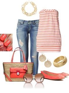 """Summer!"" by gjohnso on Polyvore"