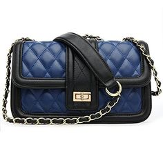 New Trending Make Up Bags: ANA LUBLIN Women Handbag Genuine Leather Lambskin Fashion Quilting Envelope Cross Body Shoulder Bag Blue. ANA LUBLIN Women Handbag Genuine Leather Lambskin Fashion Quilting Envelope Cross Body Shoulder Bag Blue  Special Offer: $59.96  355 Reviews About ANA LUBLIN Our brand is focusing on offering top grade classical fashion genuine leather handbags. We are the manufacturer which is...