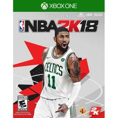 Buy a used NBA Nintendo Switch Game. ✅Compare prices by UK Leading retailers that sells ⭐Used NBA Nintendo Switch Game for cheap prices. Kyrie Irving, Irving Nba, Kevin Garnett, Kevin Durant, Basketball Games, Sports Games, Pitt Basketball, Basketball Legends, Nba Video Games