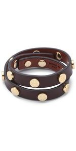 In Brown and Silver (tory burch)