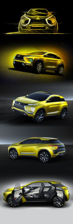 Mitsubishi-ASX conccept