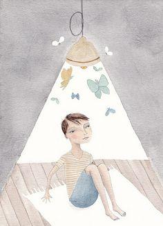 Summer Night Light by Julianna Swaney