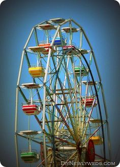 Ocean City NJ Ferris Wheel