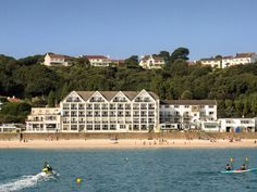 Saint Brelade Golden Sands Hotel Jersey, Europe Ideally located in the prime touristic area of Jersey, Golden Sands Hotel promises a relaxing and wonderful visit. Both business travelers and tourists can enjoy the hotel's facilities and services. Facilities like free Wi-Fi in all rooms, daily housekeeping, fax machine, photocopying, 24-hour front desk are readily available for you to enjoy. Television LCD/plasma screen, carpeting, complimentary instant coffee, complimentary te...