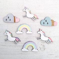 Trending Now - Unicorns - Kids interior design, decor and DIY