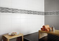 Pukkila Aava M20X40 kylpyhuoneen laatoitus // bathroom tiling