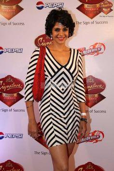 Mandira Bedi at the #SignatureAfterParty
