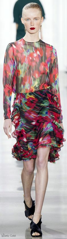 Jason Wu Spring 2016 RTW Best Of Fashion Week, Fashion 2015, All Fashion, Womens Fashion, Become A Fashion Designer, Floral Fashion, Jason Wu, Floral Style, Spring 2016