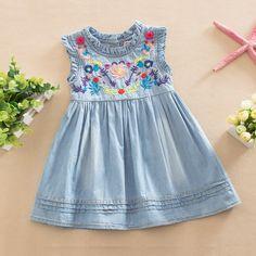 Resultado de imagen de bing baby denim dress designs