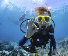 Parés à passer en mode plongée ? Tous nos conseils pour une randonnée aquatique au top cet été ! #plongée #vacances #club #Belambra #été #mer