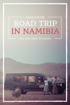 We have 9 essential things you need to know when planning your road trip in Namibia! Dream Big Travel More // Dream Big Live Tiny // Things to Do in Namibia // Places to See in Namibia // Must Do in Namibia Roadtrip Europa, Road Trip Games, Road Trips, Perfect Road Trip, Les Continents, Road Trip Adventure, Road Trip Destinations, Road Trip Essentials, Africa Travel