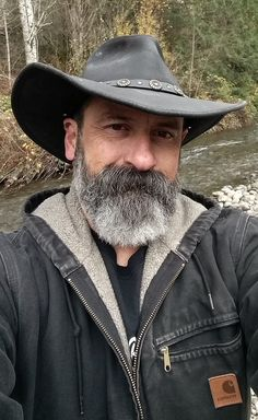 Beard of the Northwest Beards And Mustaches, Hot Beards, Grey Beards, Moustaches, Scruffy Men, Hairy Men, Bearded Men, Walrus Mustache, Beard No Mustache