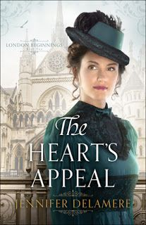 Live. Love. Read. : Waiting-On-Wednesday: The Heart's Appeal by Jennif...