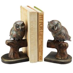 Cute bookends!