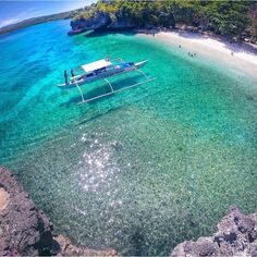 Salagdoong beach at the beautiful island of Siquijor, Philippines. ✦ Photo credits: @ninjarod ✦ Tag #worldtravelbook to be featured. ✦ Follow my other account @sharqawii #travel #YOLO #photooftheday #picoftheday #nature #tagsforlikes #instagram #bestoftheday #life #love #photo #gopro #instagram #summer #instatravel #worldtravelbook
