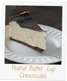 Peanut Butter Cup Cheesecake (S)