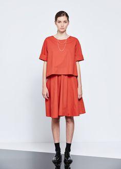 Evolution Dress - Kowtow Clothing