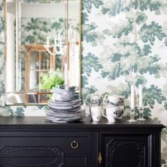 House Tour :: A Romantic Eclectic Home With Happy Shabby Chic Style - coco kelley Parisian Apartment, Plaster Walls, Banquette, White Walls, House Tours, Earthy, Dining Room, Dining Area, Paint Colors