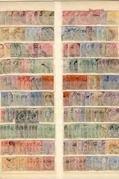 Strait Settlement stamps