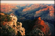 God's gift:  The Grand Canyon