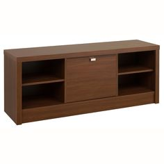 Function meets form in this beautiful brown cubbie bench, which is just the right size for a hallway or entry. Crafted with a thick top and sides, the bench features three shelves and a drawer, so you can store shoes and other small items in easy reach.