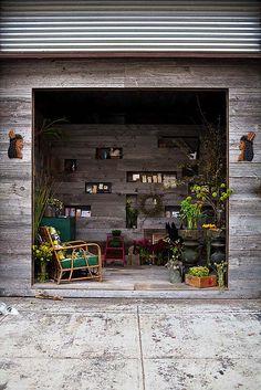 saipua. lovely Brooklyn florist shop