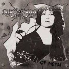 Guerrera Guerrera of Metal (EP)- Spirit of Metal Webzine (en)