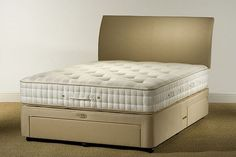 The Hypnos Mattress can cost up to 15k - pretty extreme and expensive mattress