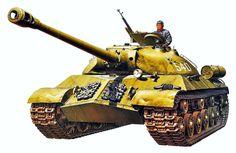 IS-3 Joseph Stalin «numero tactico 540» carro de combate pesado soviético. Masami Onishi http://www.elgrancapitan.org/foro/viewtopic.php?f=12&t=17519&p=897925#p897842