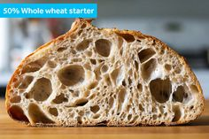 The Best Flour for Sourdough Starters: An Investigation How To Make Bread, Bread Making, Bread Head, Rye Flour, Serious Eats, International Recipes, No Cook Meals, Starters, A Food