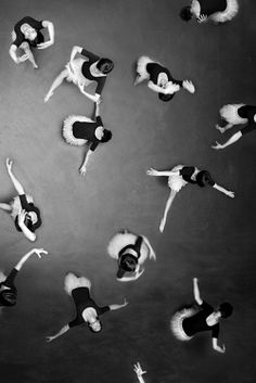 les danseurs