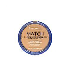 Pudra compacta ultra cremoasa Rimmel Match Perfection -True Ivory
