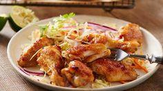 Sweet+&+Spicy+Chicken+Rezept+»+Knorr
