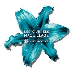 Les Journées Maquillage Yves Rocher - si vous cliquez sur l'image vous pourrez apprendre comment réaliser le Look ! @Yves Bonis Rocher Canada #JourneesMaquillageYR