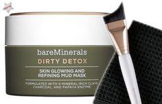 bareMinerals Dirty Detox: Für eine strahlende und verfeinerte Haut!   www.beautyspion.de   Bloglovin'
