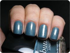 Polish Etc.: Butter London Victoriana Swatches