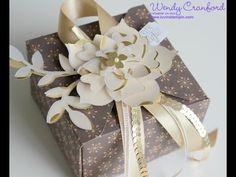 Flower Frenzy Gift Topper - YouTube