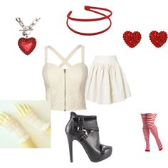 """Swallow"" by sara-winchester on Polyvore"