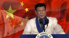 President Duterte Wants Peaceful Talk with China on West Philippine Sea ...