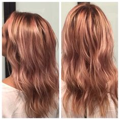 Rose gold by Kelli