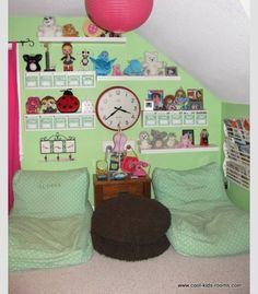 Play room idea or something