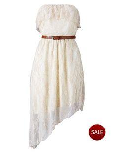 Club LLace Asymmetric Dress