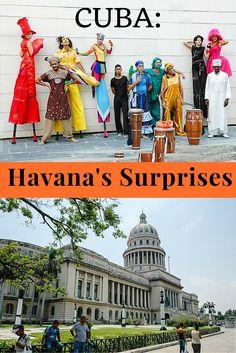 Do these details of Havana, Cuba travel surprise you?