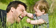 """Il mio post per mamme.it:  """"Il bello di essere un papà e il bello di essere una mamma"""""""